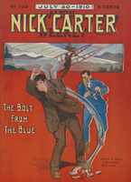 The bolt from the blue, or, Nick Carter and the dream stone