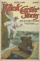 Sultan's pearls, or, Nick Carter's Porto Rico trail