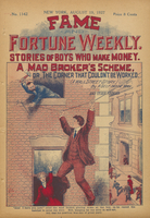 A mad broker's scheme, or, The corner that couldn't be worked