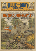 Bivouac and battle, or, The boys in gray's hard campaign