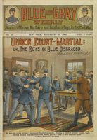 Under court-martial, or, The boys in blue disgraced
