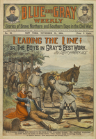 Leading the line, or, The boys in gray's best work