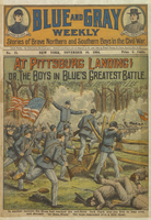 At Pittsburg Landing, or, The boys in blue's greatest battle