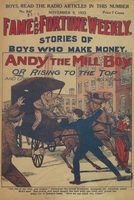 Andy the mill boy, or, Rising to the top