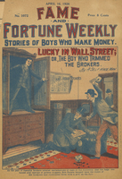 Lucky in Wall Street, or, The boy who trimmed the brokers