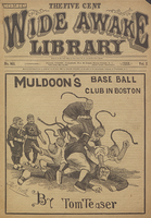 Muldoon's base ball club in Boston
