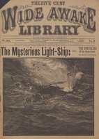 The mysterious light-ship, or, The smugglers of the death-coast