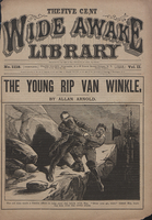 The young Rip van Winkle
