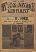 Rob Rudder, the boy pilot of the Mississippi