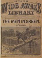 The men in green