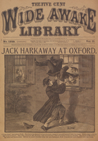 Jack Harkaway at Oxford