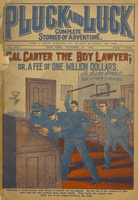 Cal Carter the boy lawyer, or, A fee of one million dollars