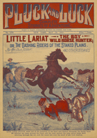 Little Lariat, the boy wild horse hunter, or, The dashing riders of the Staked Plains