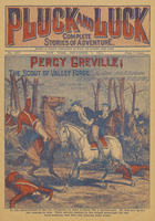 Percy Greville, the scout of Valley Forge