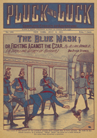 The blue mask, or, Fighting against the Czar
