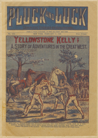 Yellowstone Kelly, a story of adventures in the great West