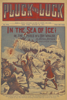 In the sea of ice, or, The perils of a boy whaler