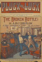 The broken bottle, or, A jolly good fellow