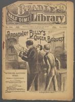 Broadway Billy's queer bequest, or, Sifting the Santvoord secret