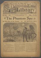 phantom spy, or, The pilot of the prairie
