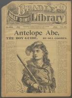 Antelope Abe, the boy guide
