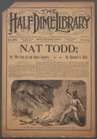 Nat Todd, or, The fate of the Sioux captive