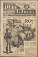 Rob Roy ranch, or, The imps of the pan-handle