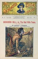 Buckhorn Bill, or, The red rifle team