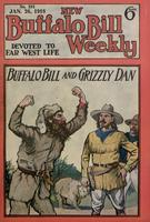 Buffalo Bill and Grizzly Dan, or, Pawnee Bill's giant swing