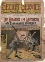 The Bradys in Mexico, or, The search for the Aztec treasure house