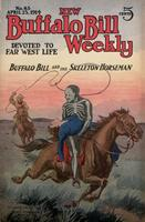Buffalo Bill and the skeleton horseman, or, Teton John, the half-blood