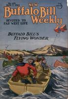 Buffalo Bill's flying wonder, or, Zamba, the king of fire