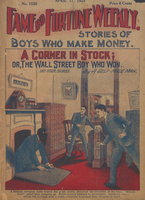 A corner in stock, or, The Wall Street boy who won