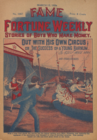 Out with his own circus, or, The success of a young Barnum