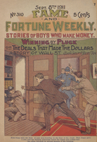 Winning by pluck, or, The deals that made the dollars          : (a story of Wall Street)