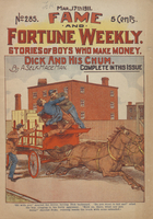 Dick and his chum, or, Making a fortune for the firm