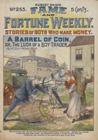 A barrel of coin, or, The luck of a boy trader