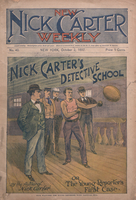 Nick Carter's detective school, or, The young reporter's first case