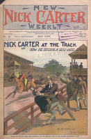 Nick Carter at the track, or, How he became a dead game sport
