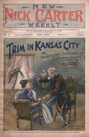 Trim in Kansas City, or, The detective's experiment in second sight