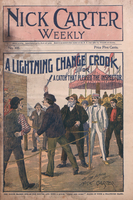 A lightning change crook, or, A catch that pleased the inspector