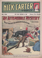 An automobile mystery, or, Nick Carter's bloodhound on the scent