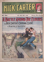 A battle among the clouds, or, Nick Carter's criminal client