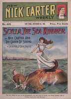 Scylla, the sea robber, or, Nick Carter and the queen of sirens