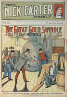 The great gold swindle, or, The little giant's masterpiece