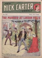 The murder at Linden Fells, or, The mystery of the cadillac needle