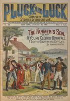 The farmer's son, or, A young clerk's downfall