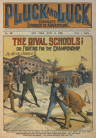 The rival schools, or, Fighting for the championship