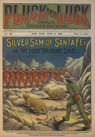 Silver Sam of Santa Fe, or, The lions' treasure cave