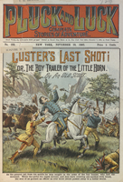 Custer's last shot, or, The boy trailer of the Little Horn